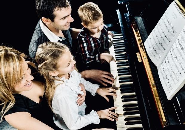 Musica in famiglia