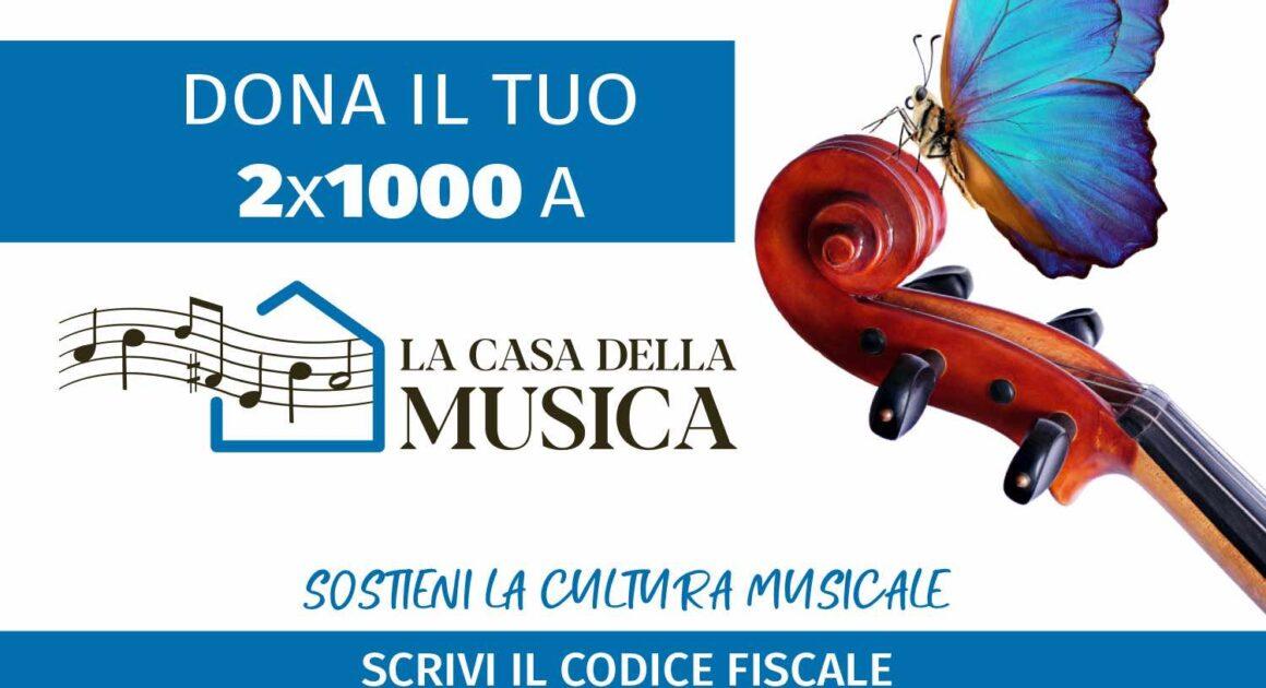 La musica è un dono, aiutaci a diffonderlo